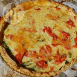 Recette quiche au saumon et aux asperges – toutes les recettes ...