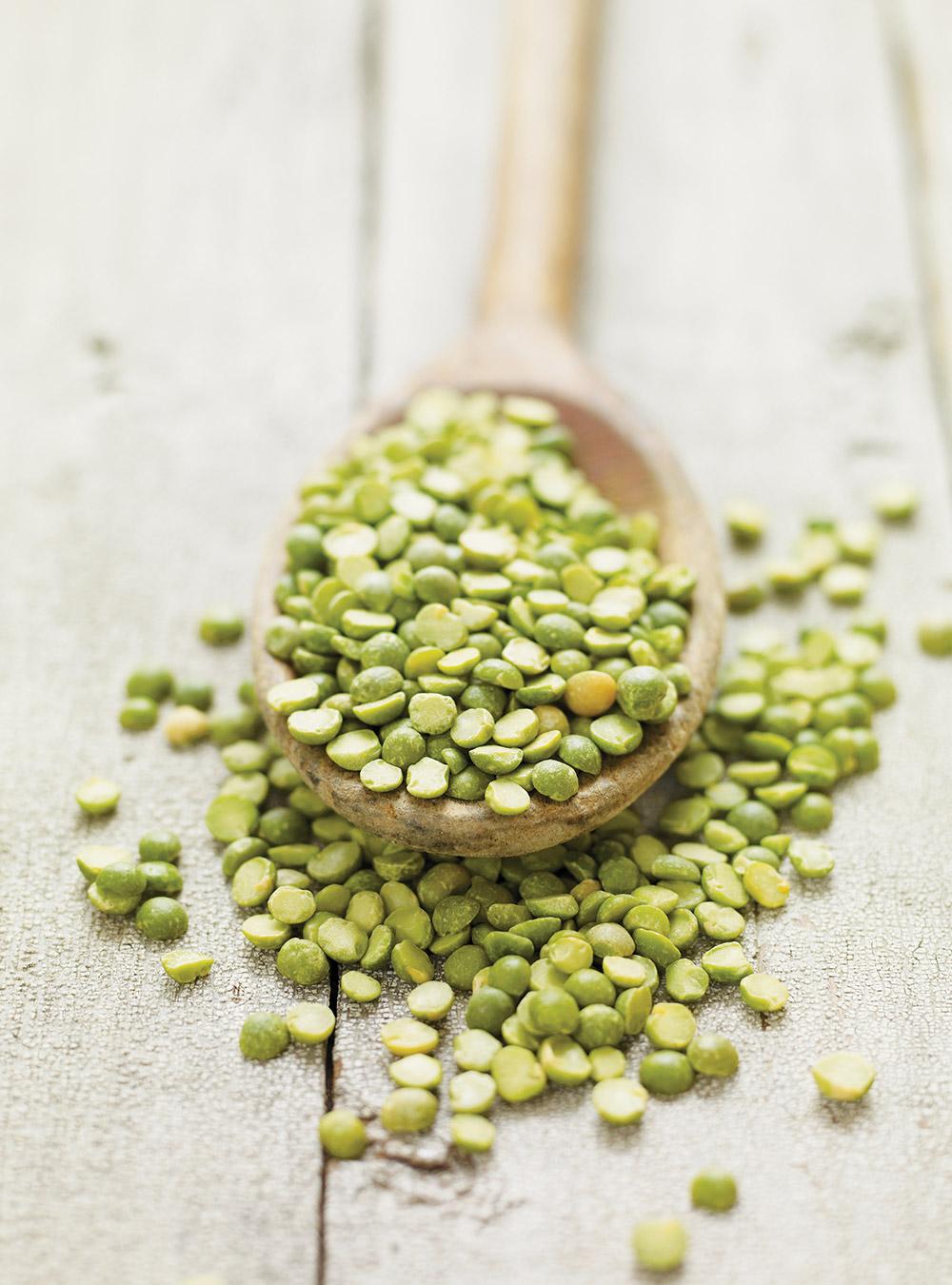 Salade de lentilles aux légumes | ricardo