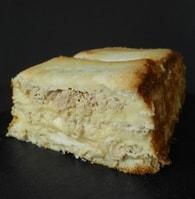Recette de croque cake au thon