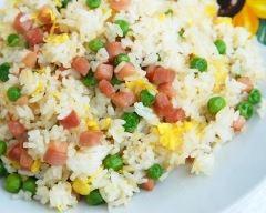 Recette riz cantonnais