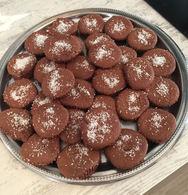 Recette de moelleux ou fondant au chocolat et crême de marrons ...