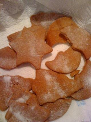 Recette de petits biscuits en pain d'épice
