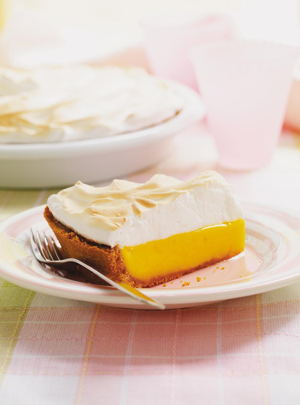 Tarte à la mangue et à la lime | ricardo