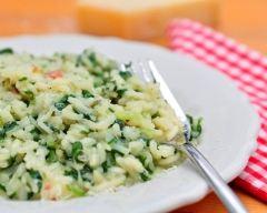 Recette risotto aux blettes