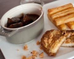 Recette mini cocottes de carbonnade flamande, tartines de ...