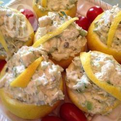 Recette citrons farcis à la chair de crabe – toutes les recettes ...