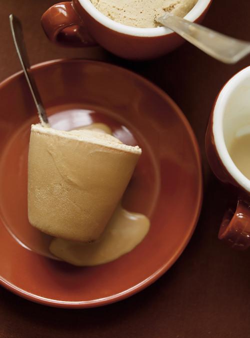 Parfait glac la lime et au citron recette - Very parfait chocolat blanc ...
