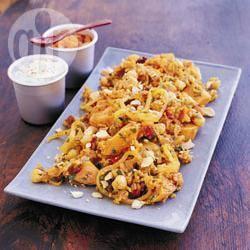 Recette riz épicé au potiron et aux pois chiches – toutes les ...