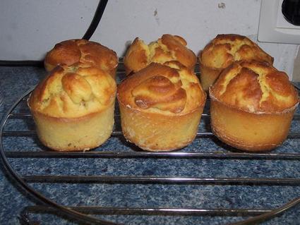 Recette de muffins pomme banane