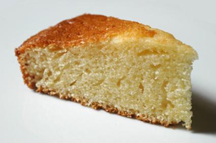 Gâteau au yaourt gourmand