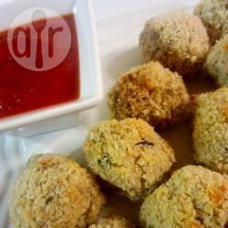 Recette boulettes au four aux épinards – toutes les recettes allrecipes