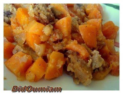 Recette de veau aux carottes à l'ancienne