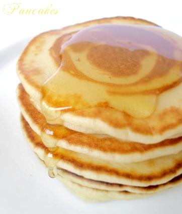Recette de pancakes gourmands