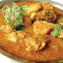 Recette cuisses de poulet au curry – toutes les recettes allrecipes