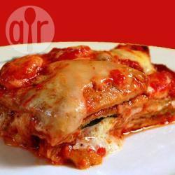 Recette aubergines au parmesan à l'italienne – toutes les recettes ...