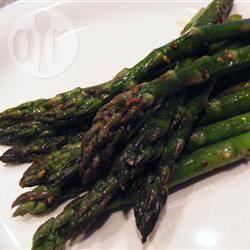 Recette asperges sautées à l'ail – toutes les recettes allrecipes