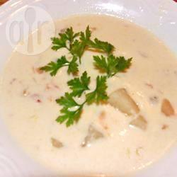 Recette soupe de fruits de mer de nouvelle