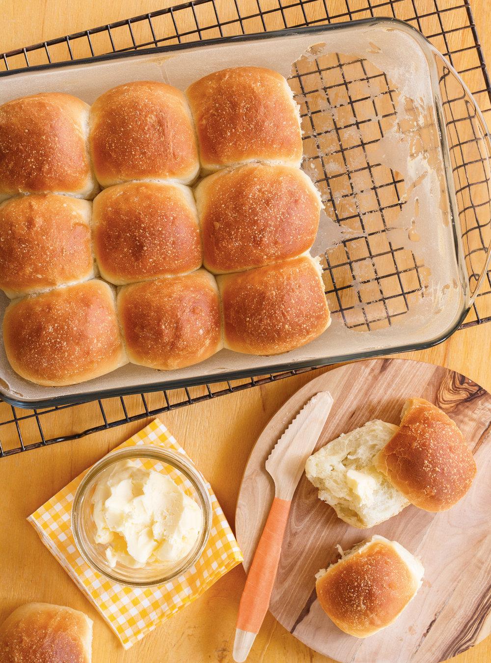 Petits pains au lait | ricardo