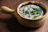 Recette de dips de haricots blancs à la coriandre