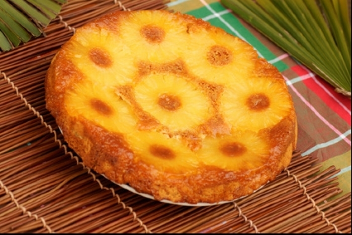 Recette de gâteau à l'ananas facile et rapide