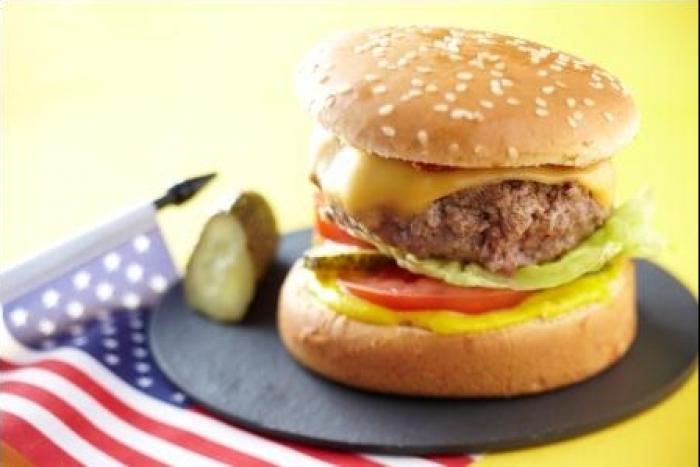 Recette de hamburger à ma façon facile et rapide