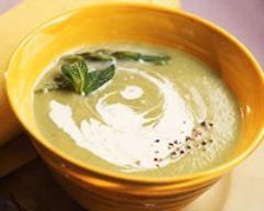 Recette soupe de légumes variés