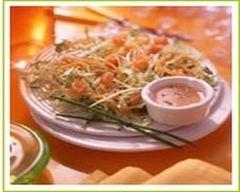 Recette saumon fumé en salade