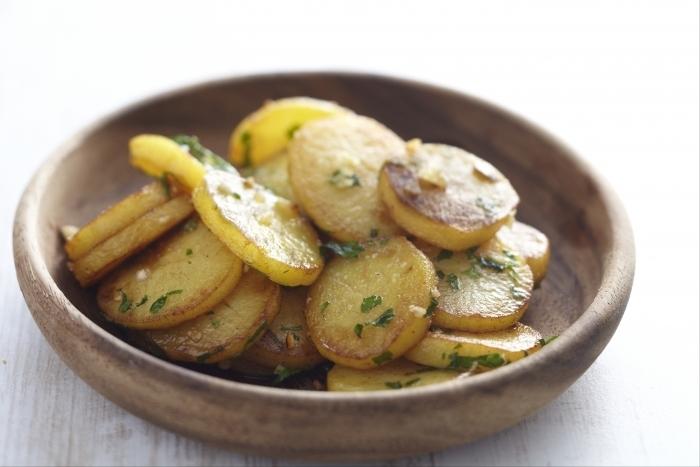 Recette de pommes de terre sarladaises facile