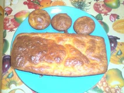 Recette de cake au thon facile et rapide