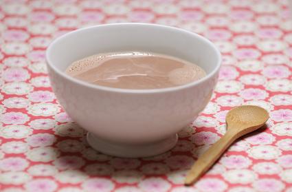 Recette chocolat chaud aux épices (boisson brunch)