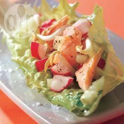 Recette salade de truite fraîcheur – toutes les recettes allrecipes