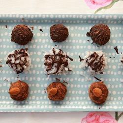 Recette truffes rapides et faciles – toutes les recettes allrecipes