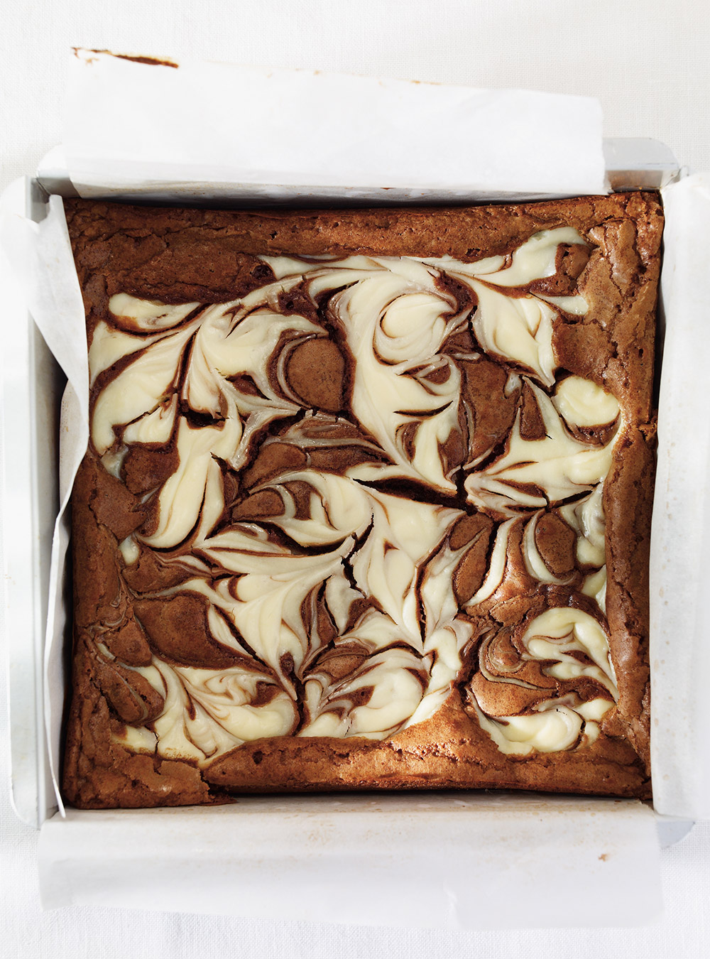 Brownies marbrés au fromage | ricardo
