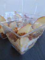 Recette tiramisu aux pommes et spéculoos (dessert divers)