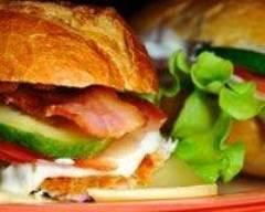 Recette hamburger au chèvre
