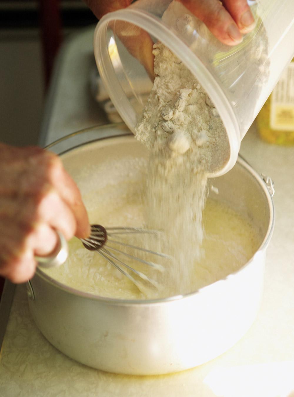 Préparation sèche de base pour crêpes aux bleuets | ricardo