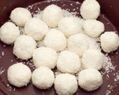 Recette boules de coco