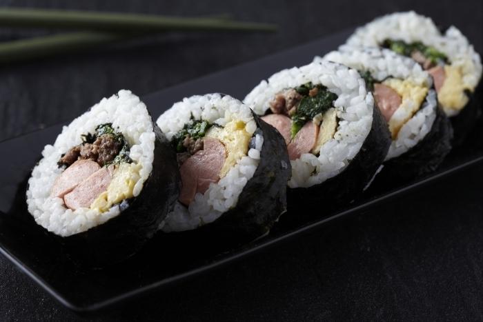 Recette de kimbap coréen facile et rapide