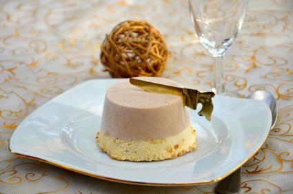 Recette de parfaits glacés vanille/marron