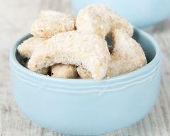 Recette biscuits à la vanille