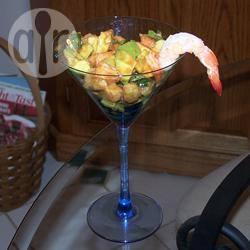 Recette salade avocat crevette – toutes les recettes allrecipes