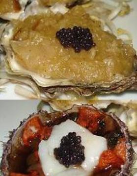 Parmentier d'huîtres pour 1 personne
