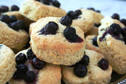 Recette de muffins anglais aux bleuets