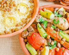 Recette couscous kabyle