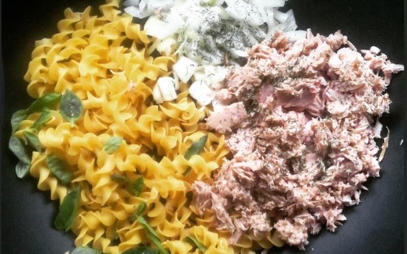 Recette one pot pasta au thon économique et simple > cuisine ...