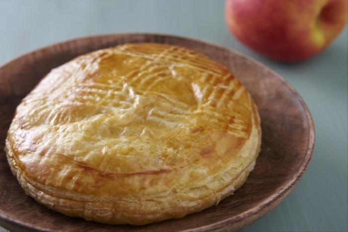 Recette de galette des rois aux pommes facile et rapide