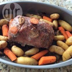 Recette rôti de porc au thym – toutes les recettes allrecipes