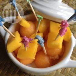 Recette boules de melon et mangue – toutes les recettes allrecipes