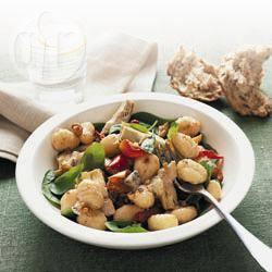 Recette antipasti de gnocchis au gorgonzola – toutes les recettes ...