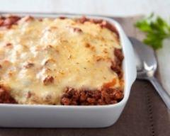 Gratin de bœuf et gnocchi | cuisine az